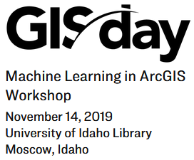 Machine Learning in ArcGIS Platform Workshop