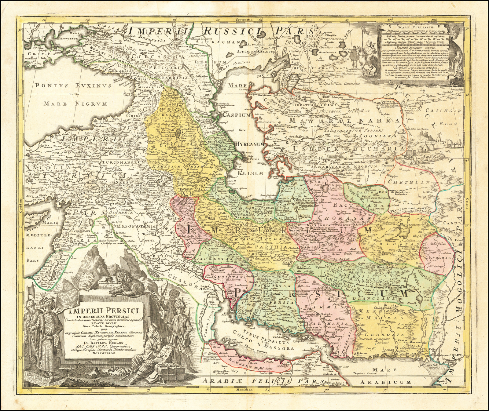 Cartographic Curiosities Hosted by The James Smith Noel Collection