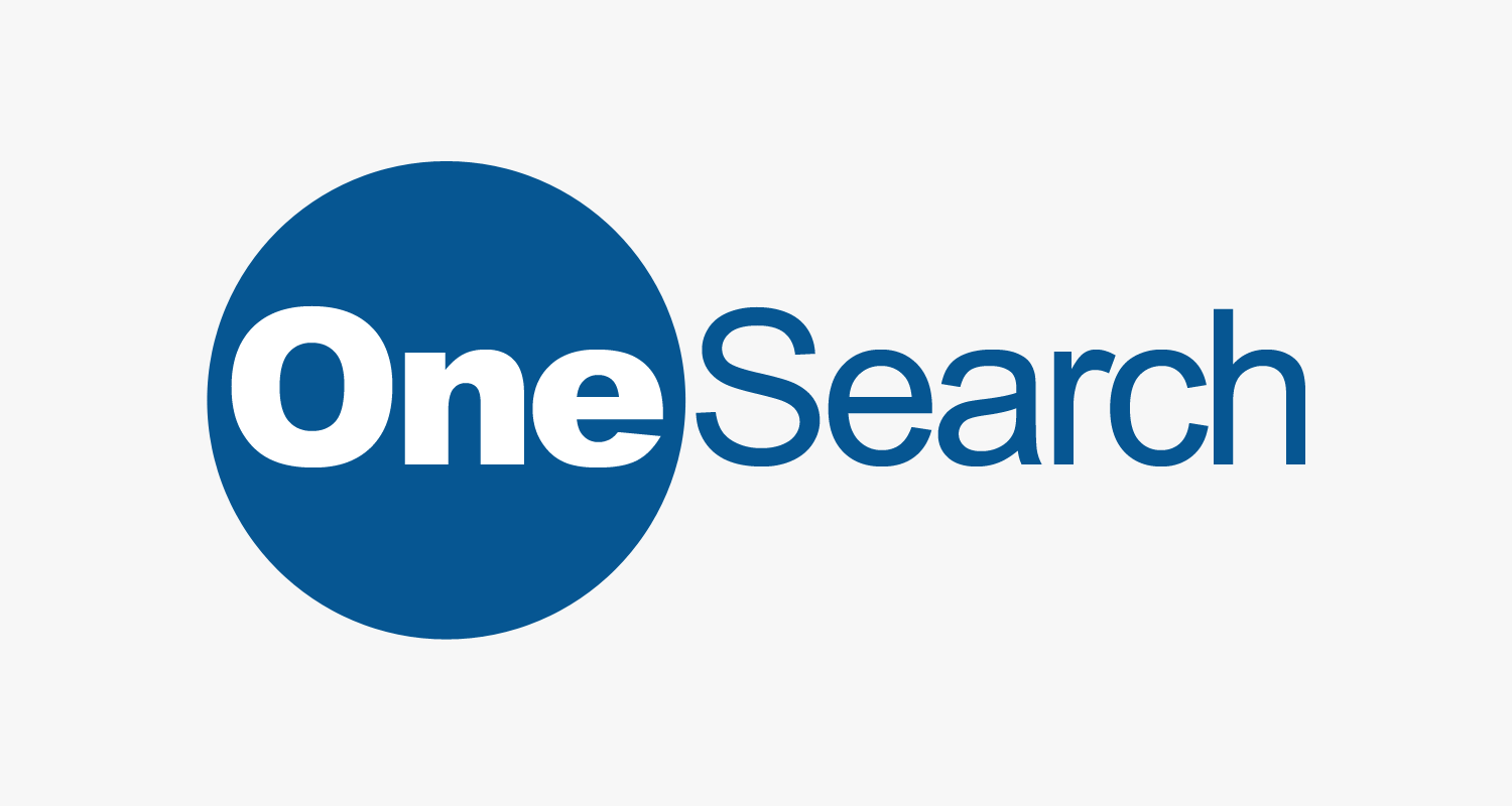 OneSearch Workshop