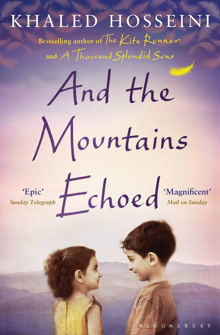 Book Discussion, 'And the Mountains Echoed'