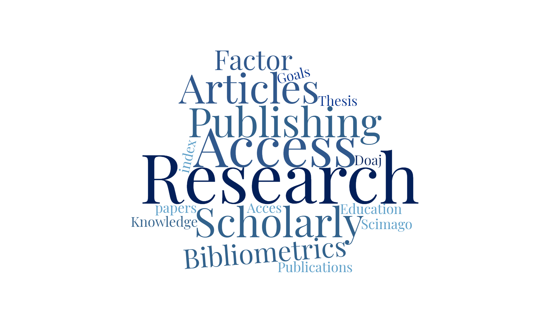 Research Impact and ORCID
