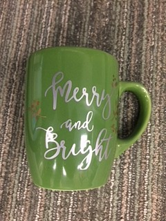 Beginning Silhouette Cameo: Holiday Coffee Mug (ages 13+)