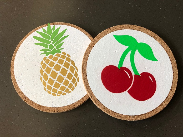 Beginning Silhouette Cameo: Custom Drink Coaster (ages 13+)