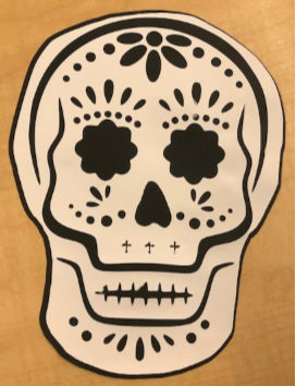 Beginning Silhouette Cameo: Day of the Dead - Decorative Skulls (ages 13+)