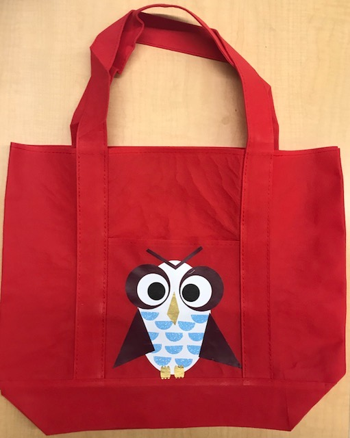 Tween Beginning Silhouette Cameo: Color Tote Bag (ages 9-14 and in grades 4-8)