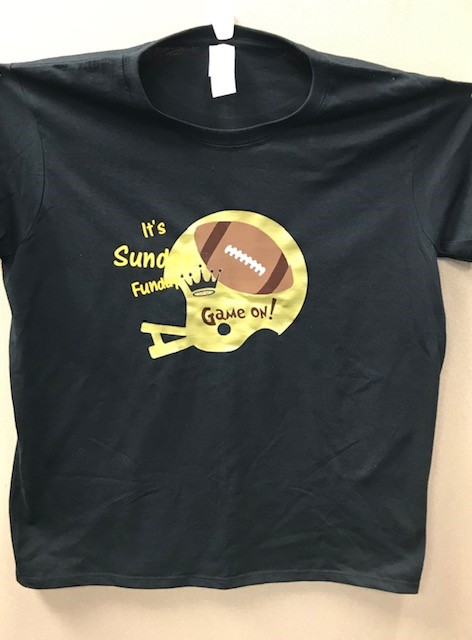 Beginning Silhouette Cameo: Super Bowl T-Shirt (ages 13+)