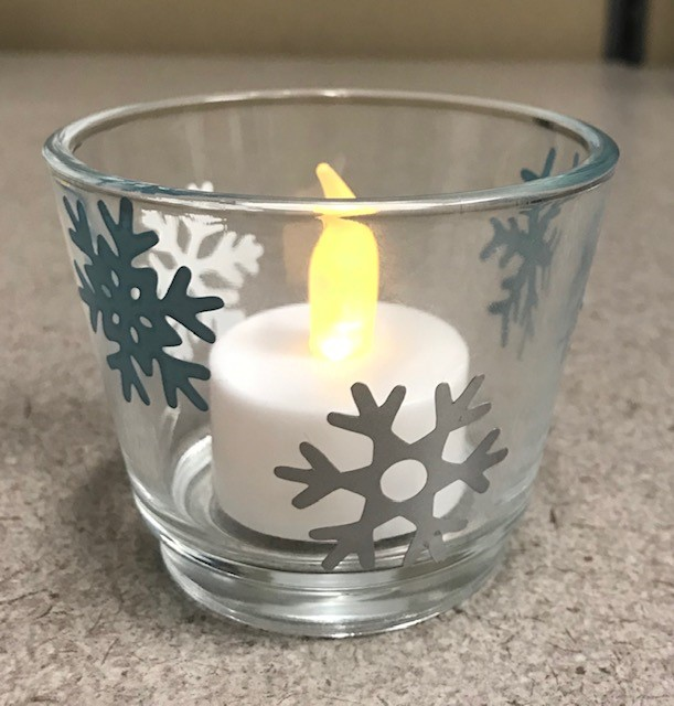 Beginning Silhouette Cameo: Candle Holder (ages 13+)