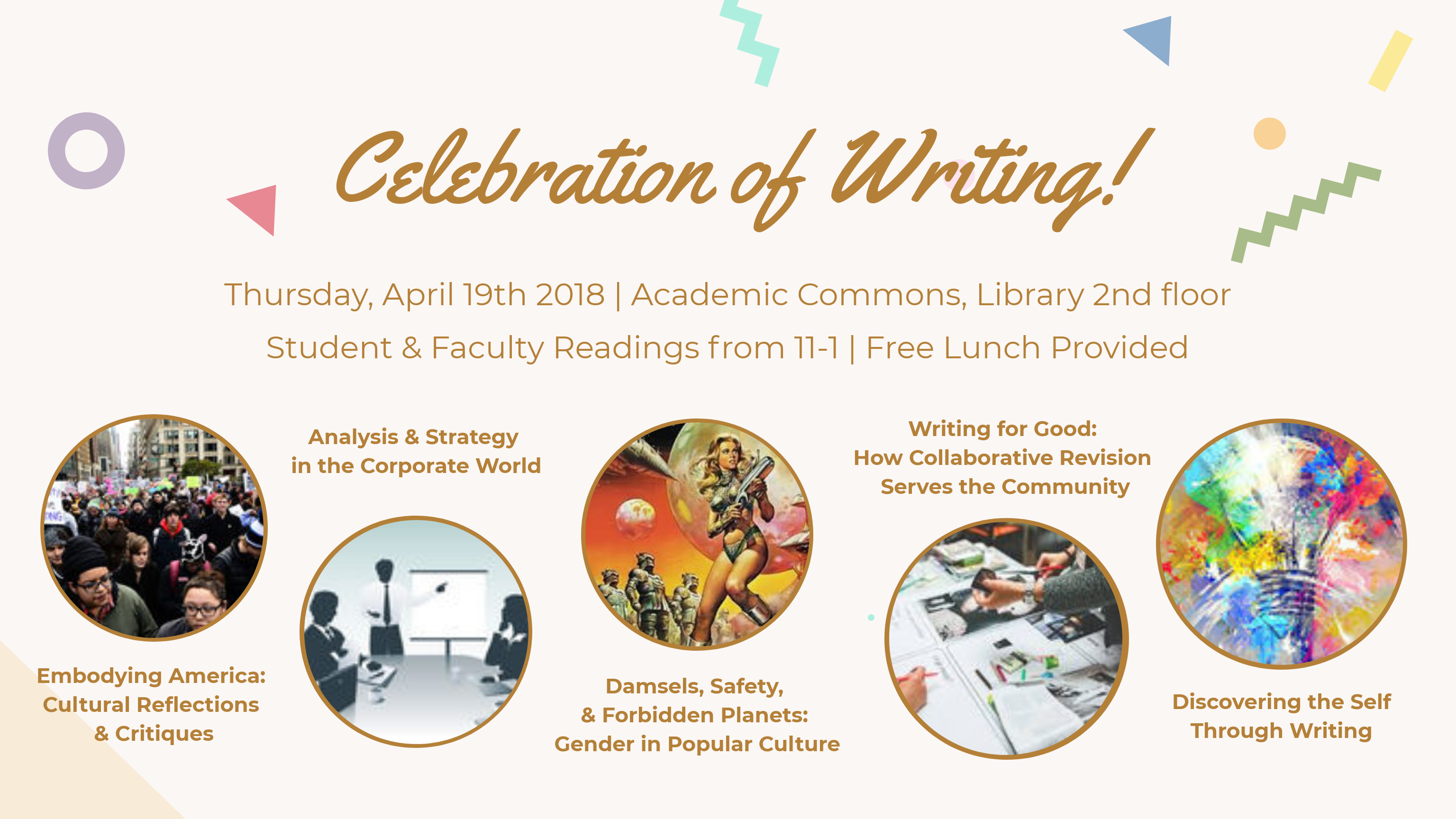 Celebration of Writing