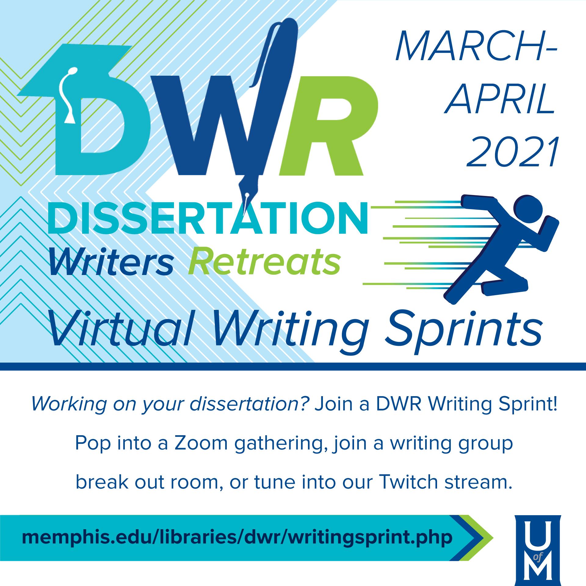DWR Spring 21 Writing Sprint