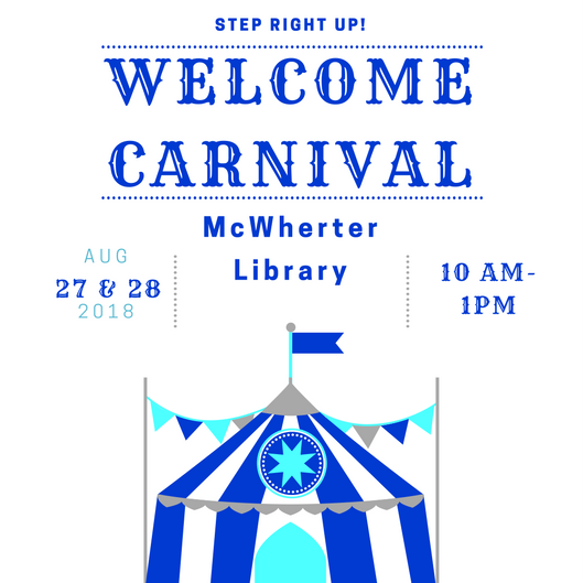 University Libraries WOW Carnival