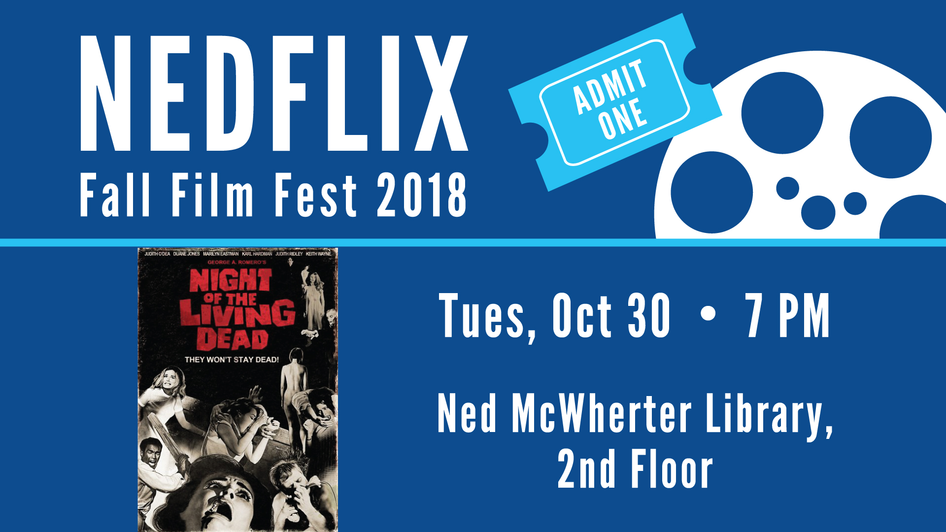 NEDFLIX: Night of the Living Dead