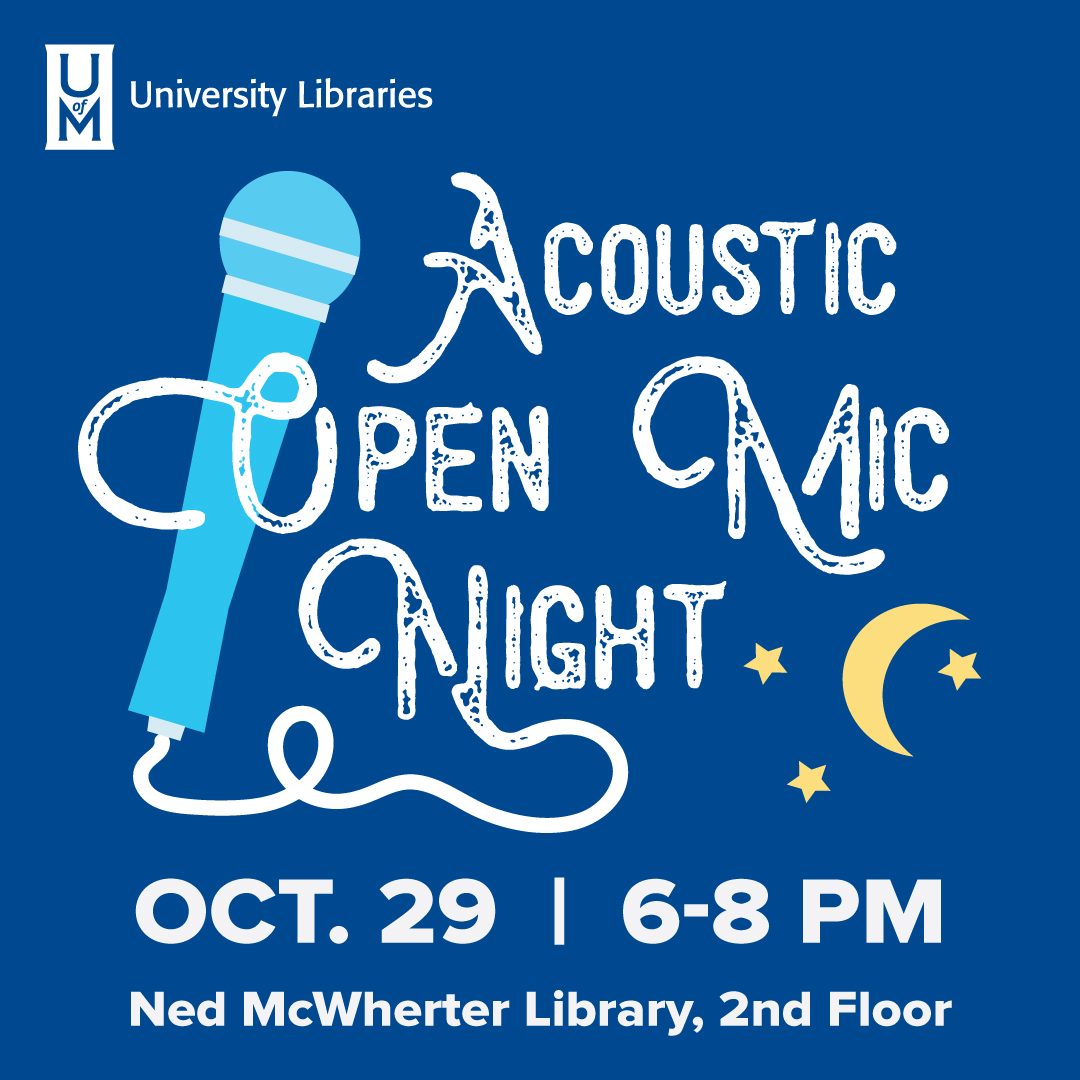 Acoustic Open Mic Night