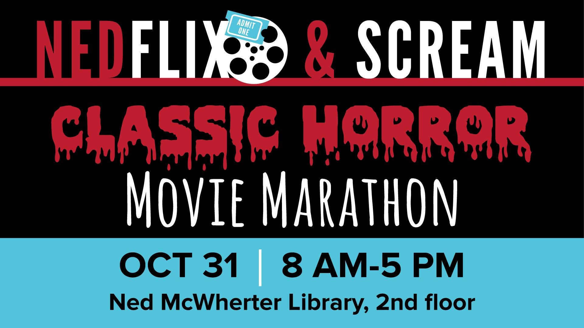 Classic Horror Movie Marathon