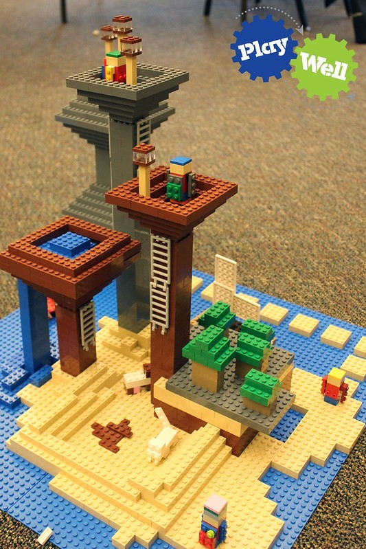 LEGO Build-Along with Play-Well TEKnologies