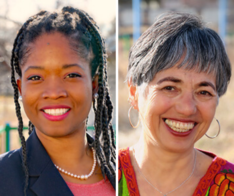 """So You Want to Talk About Race"" with Council Members Junie Joseph and Mary Young"