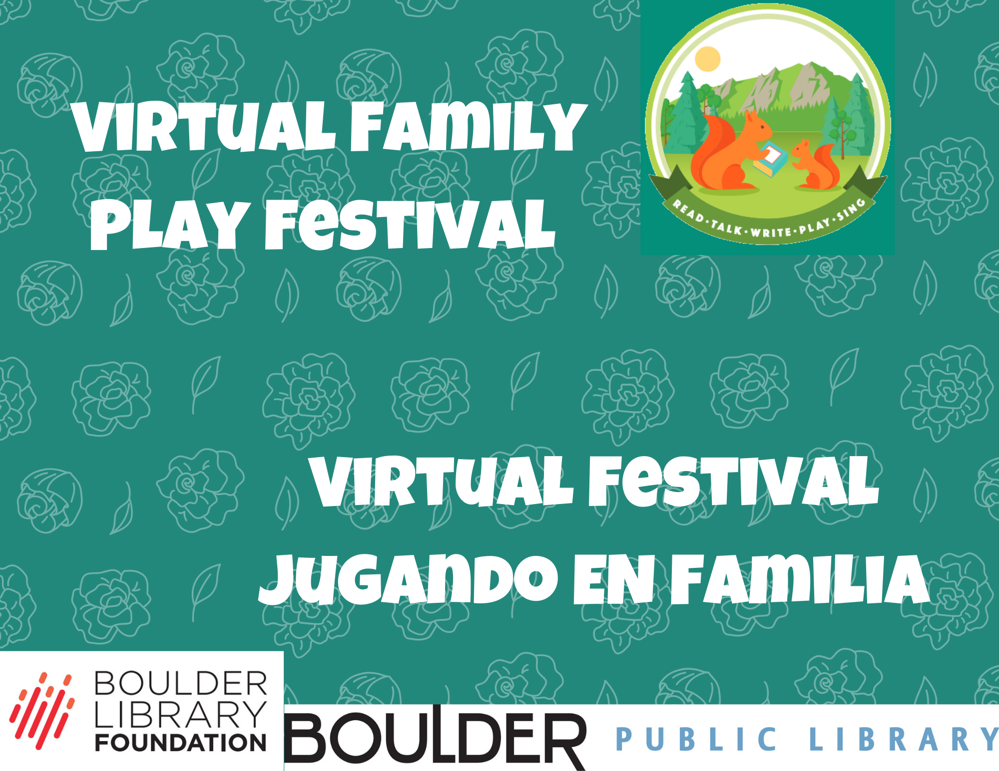 Virtual Family Play Festival: Q&A with City of Boulder Family Services Manager Wanda Pelegrina