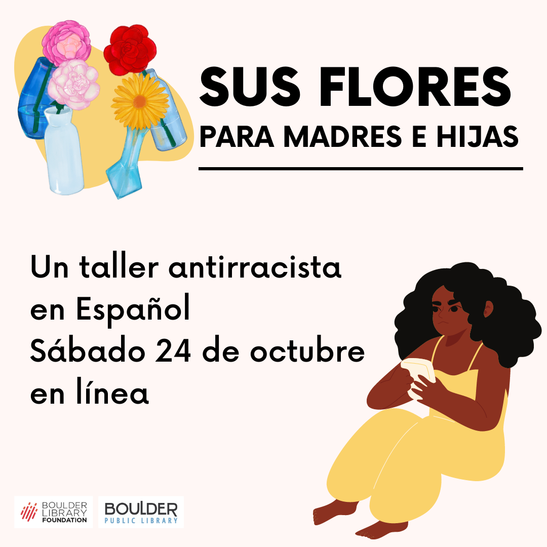 BILINGUAL: Sus Flores para Madres E hijas/ Her Flowers for Mothers and Daughters