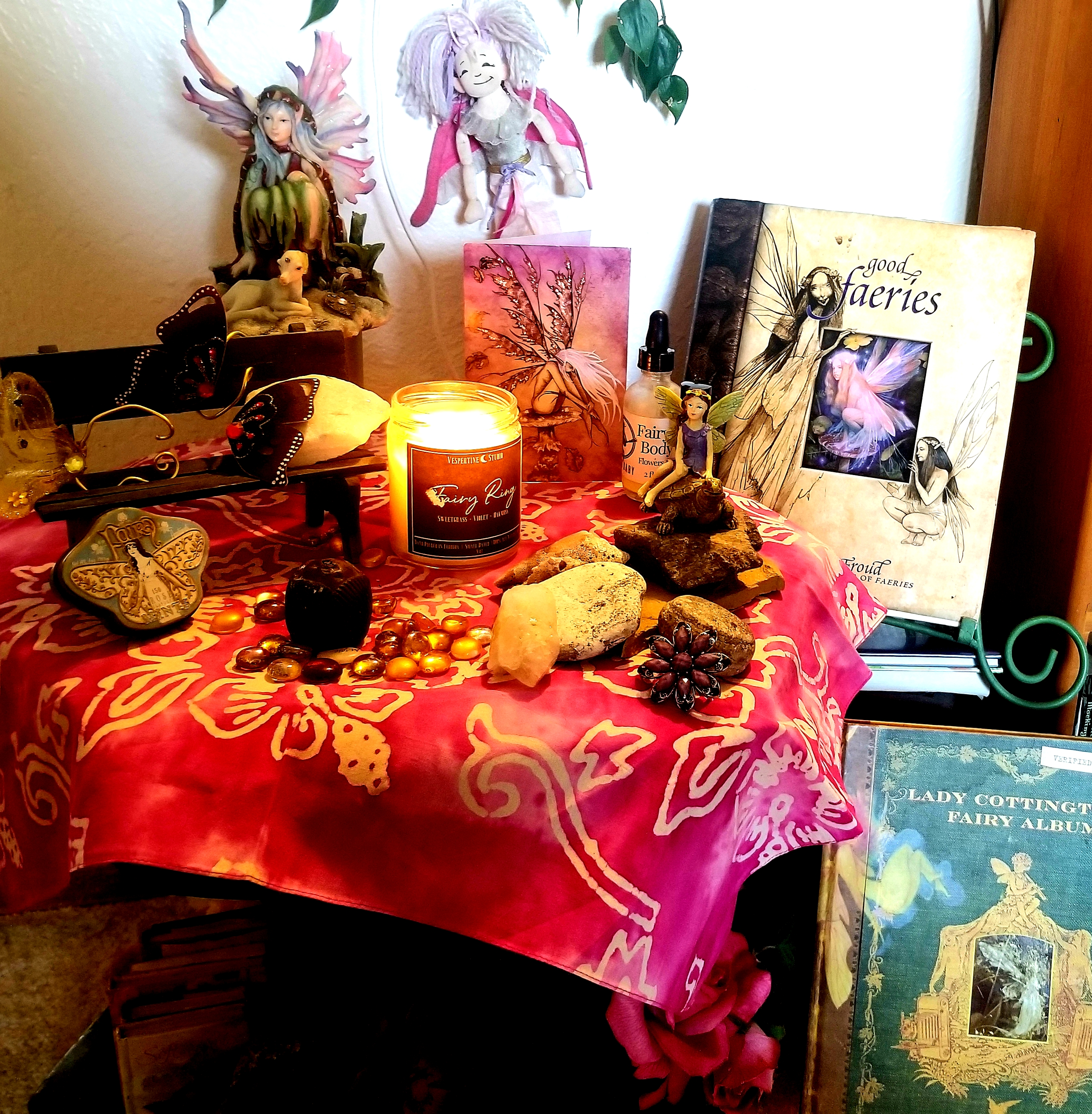 Faerie Magick and Lore: With Magician Erica Sodos