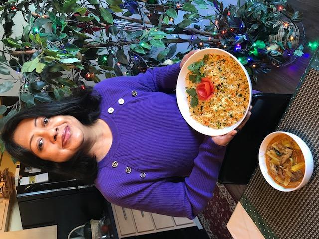 Community Cooks: Sri Lankan Cuisine with Nisa Fernando