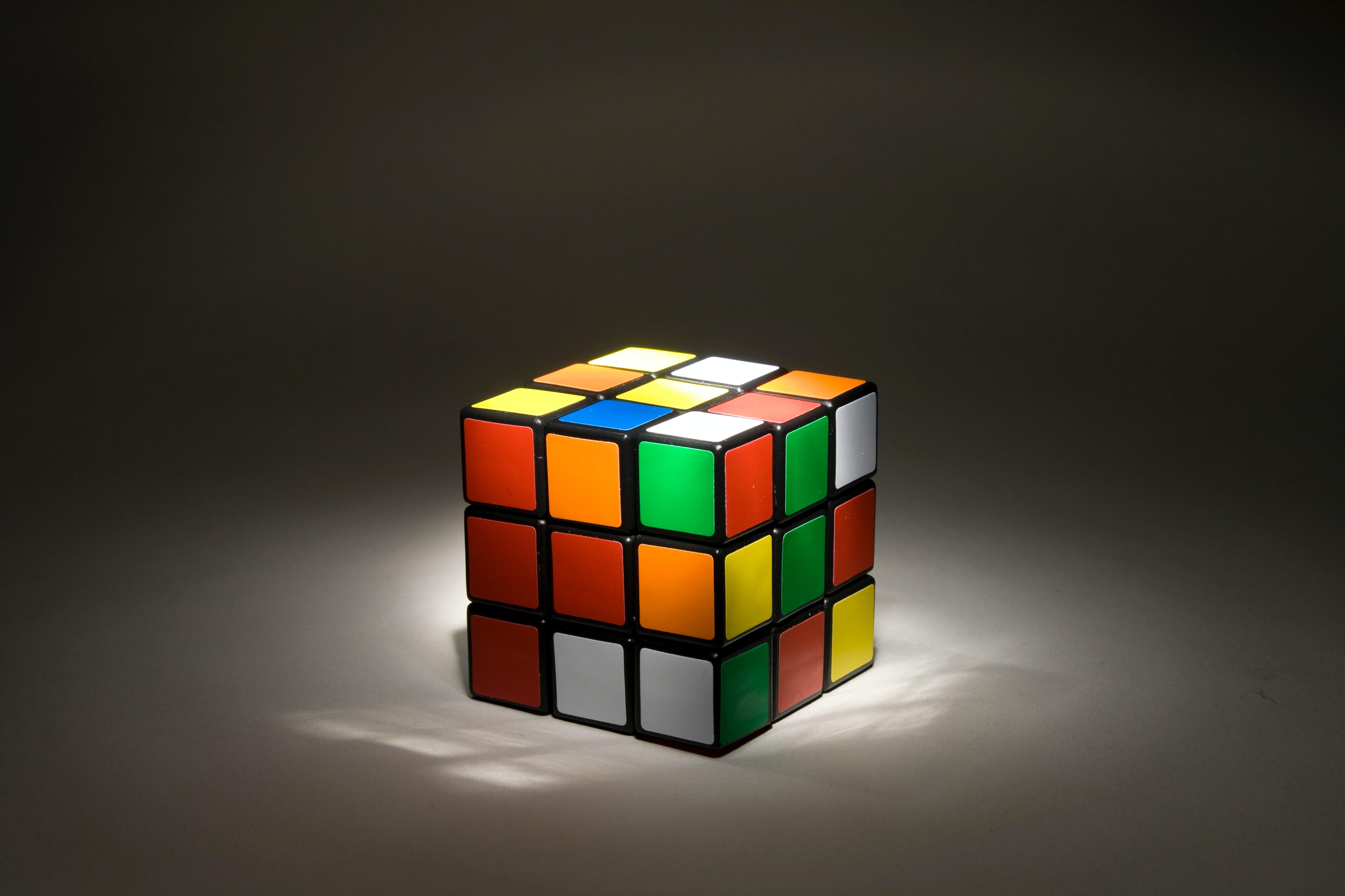 CSED: Rubik's Cube 101