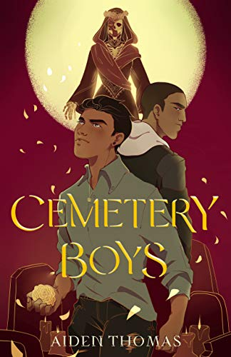 Book Queeries: Cemetery Boys