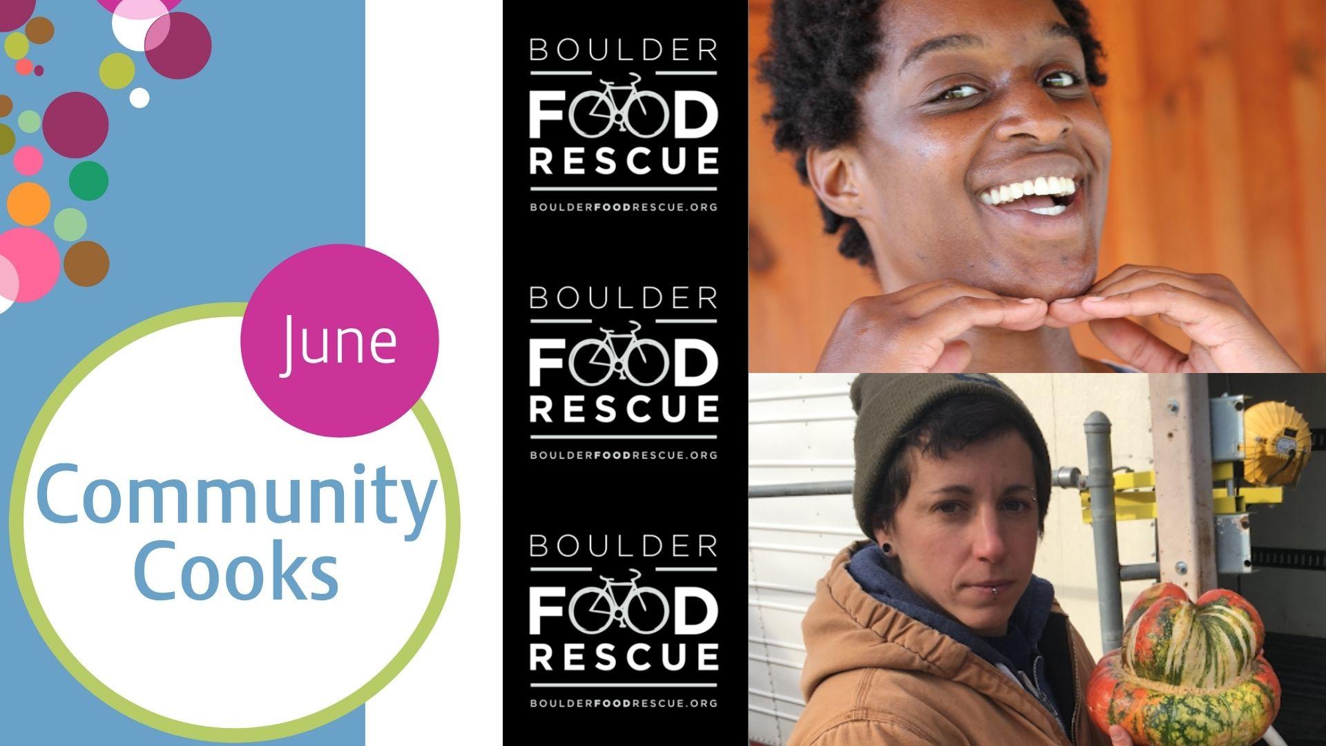 Community Cooks: Boulder Food Rescue