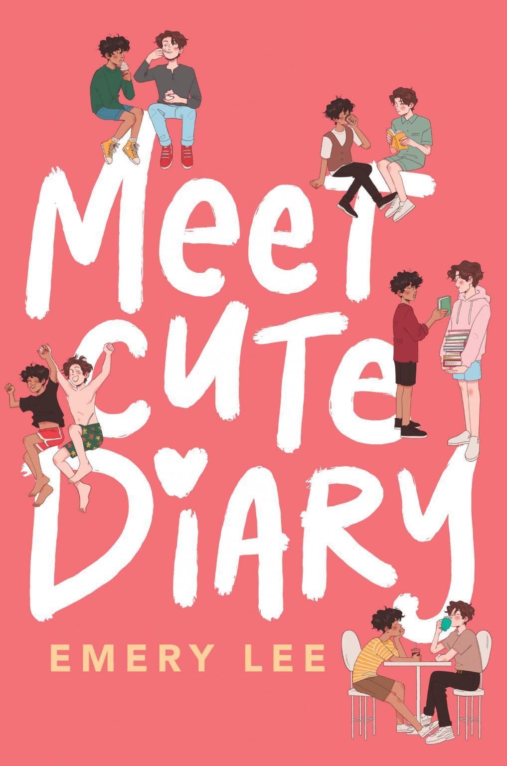Book Queeries: Meet Cute Diary