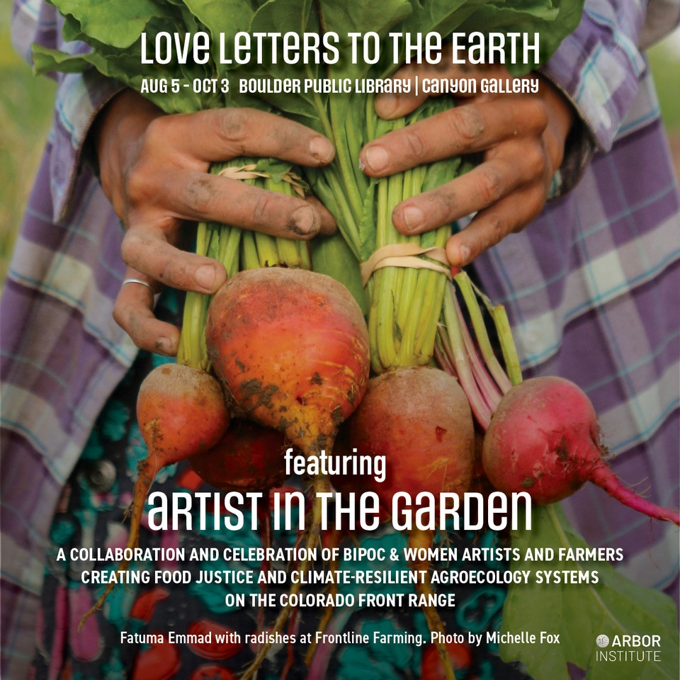Opening Reception: Love Letters to the Earth