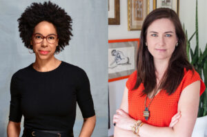 All We Can Save: Truth,Courage, and Solutions for the Climate Crisis, a conversation with Ayana Elizabeth Johnson andKatharine Wilkinson