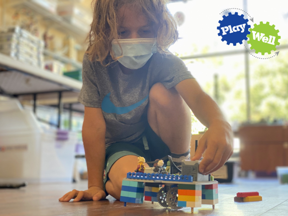 LEGO Build-Along with Play-Well TEKnologies: Transportation Engineering