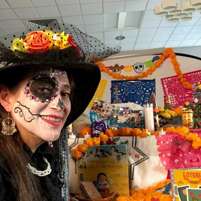 Dia de Muertos: La Catrina Makeup