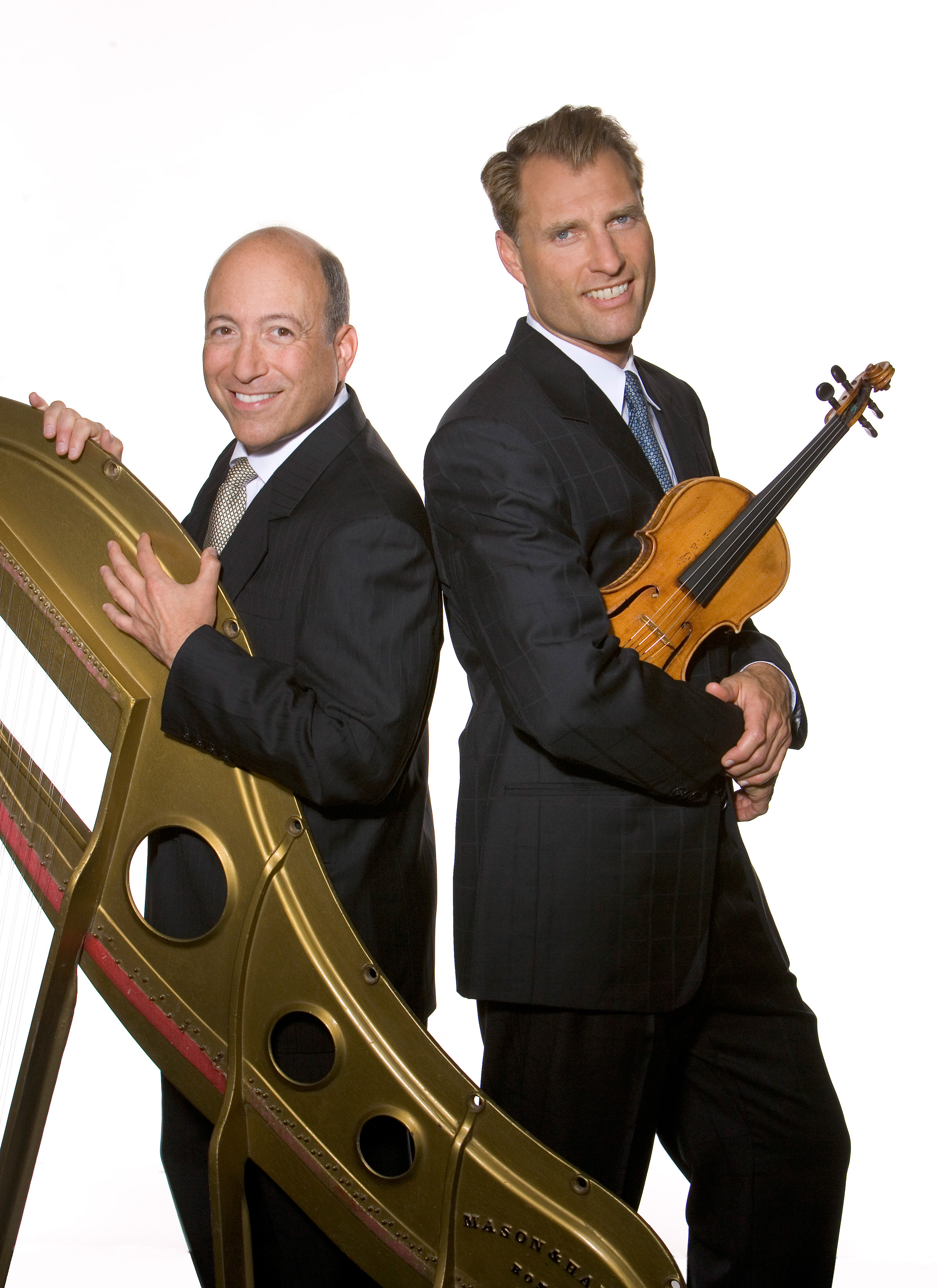 The Library Concert Series Presents: Opus Two