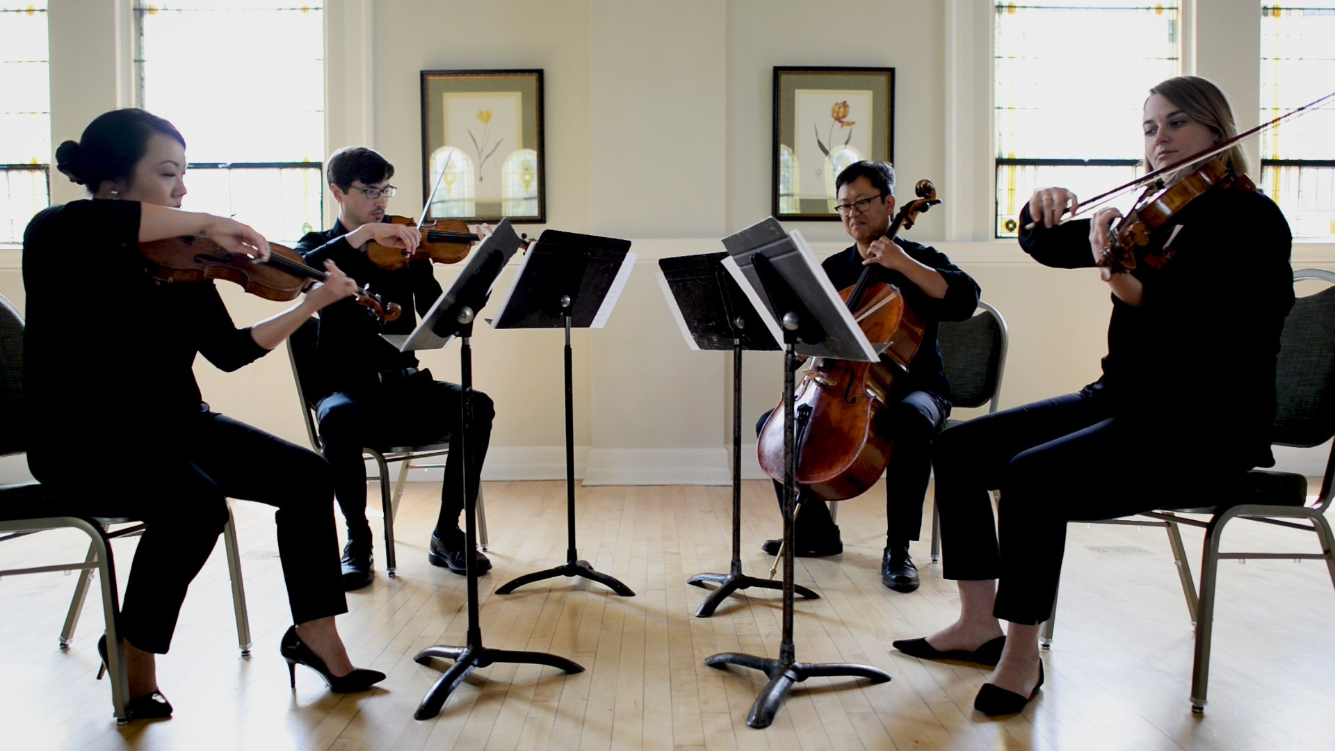 3rd Tuesday Lunchtime Concert Series: Boulder Phil String Quartet & The Schiff Dance Collective