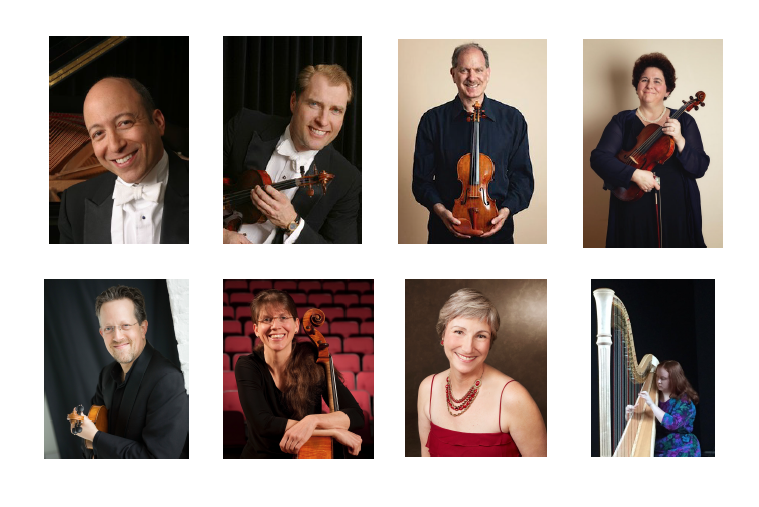 Concert Series Presents: Colorado Chamber Players French Program