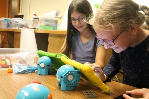 CSED Week: Dash and Dot with CU Science Discovery