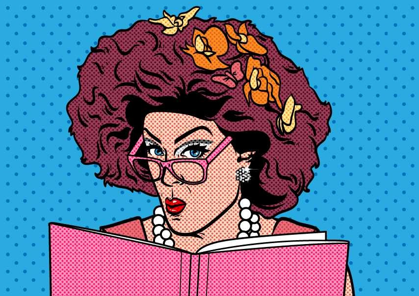 Special Monday Storytime: Drag Queen Storytime