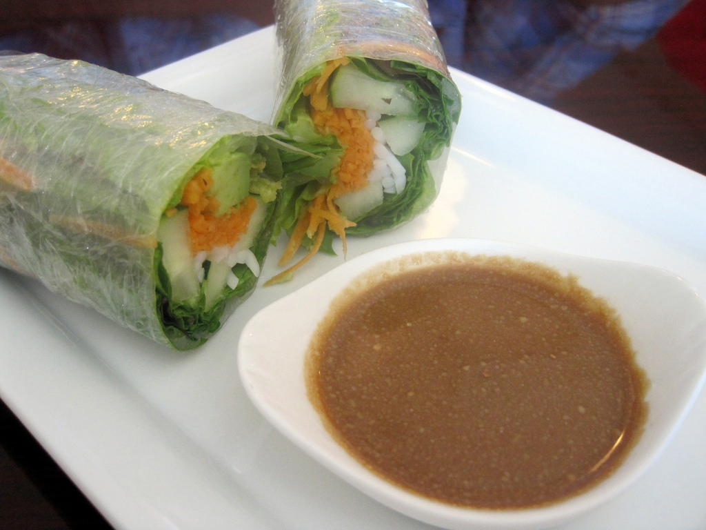 Spring Rolls for Spring Break @ MAIN