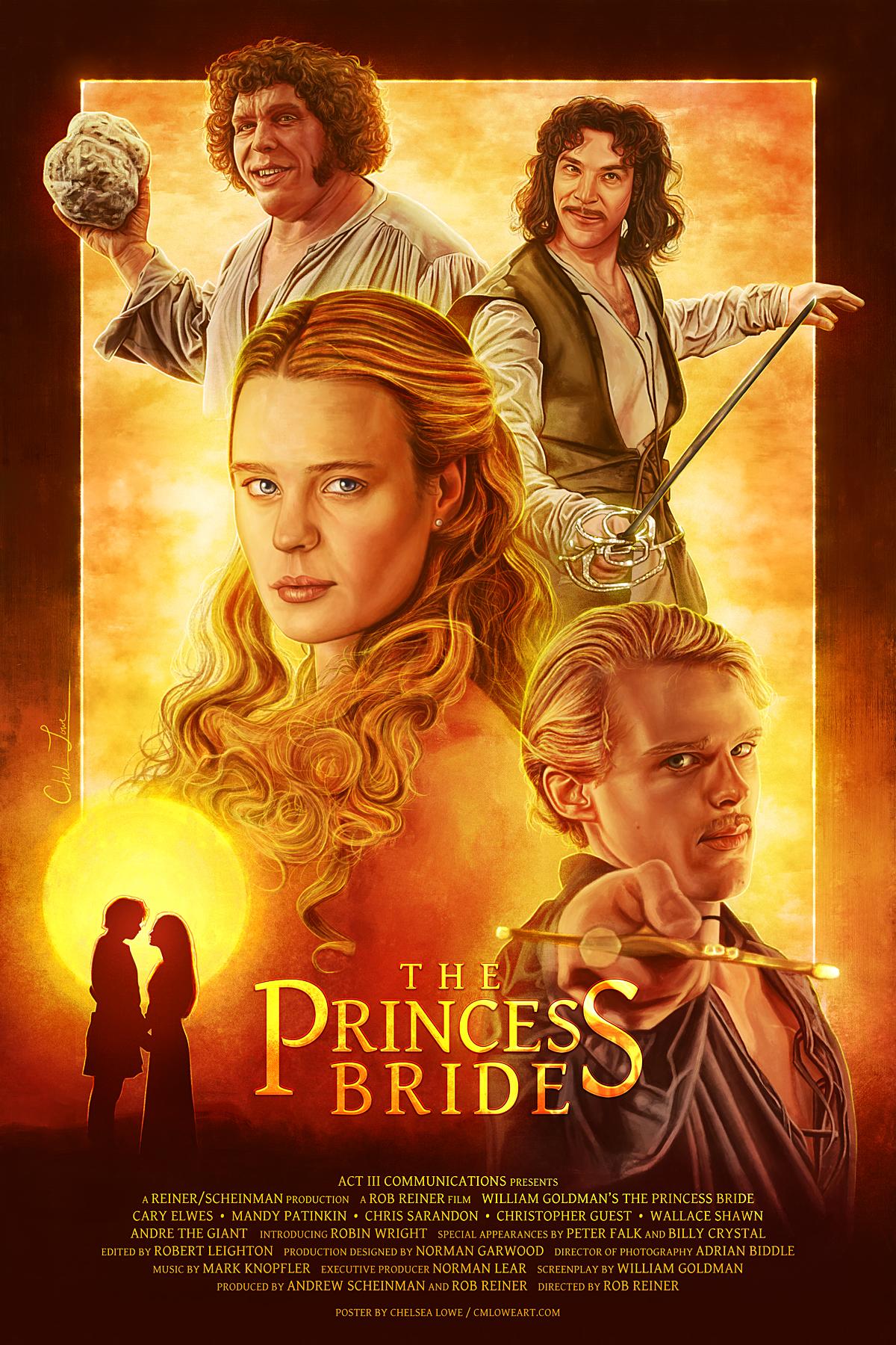 Movie Time: Princess Bride @ MAIN