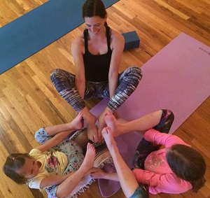 Summer of Discovery: Family Yoga