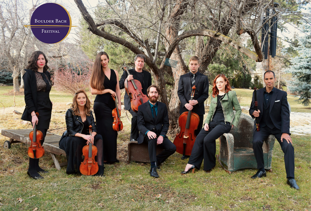 Library Concert Series Presents: Boulder Bach Festival