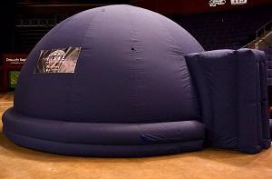 Summer of Discovery: Fiske Planetarium MiniDome