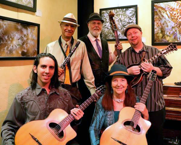 3rd Tuesday Lunchtime Concert Series Presents: Espresso!