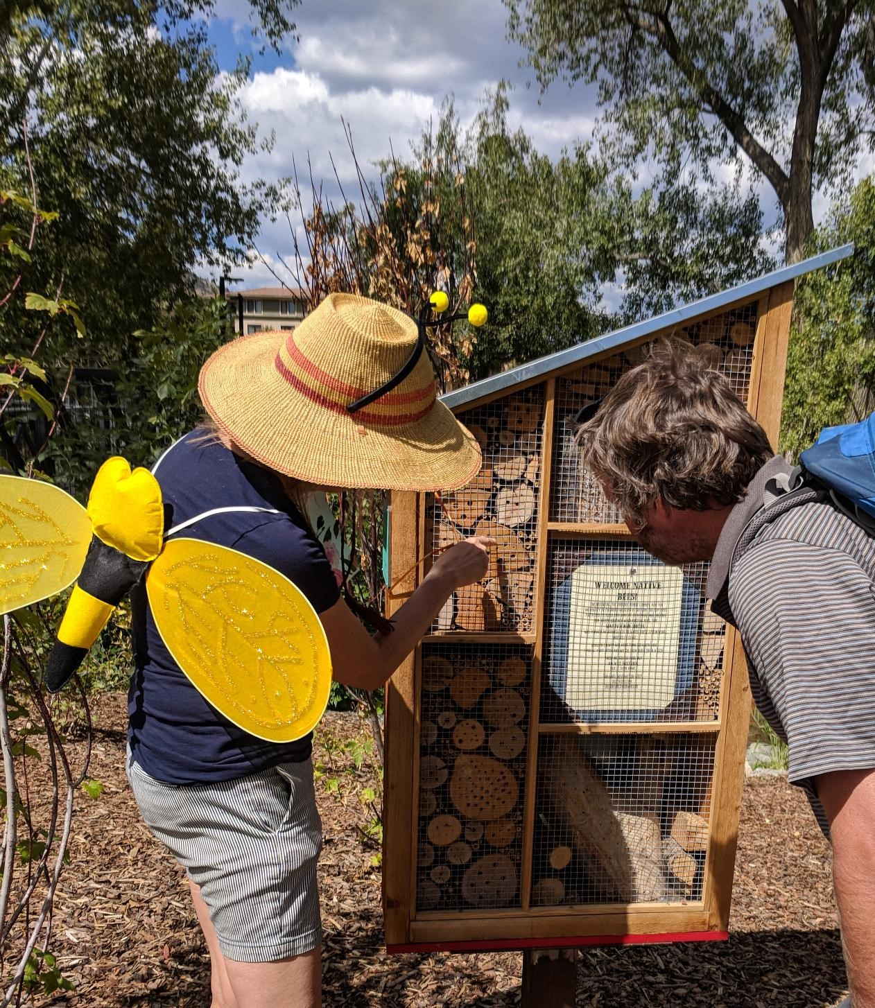 Pollinator Appreciation: Tour de Hive
