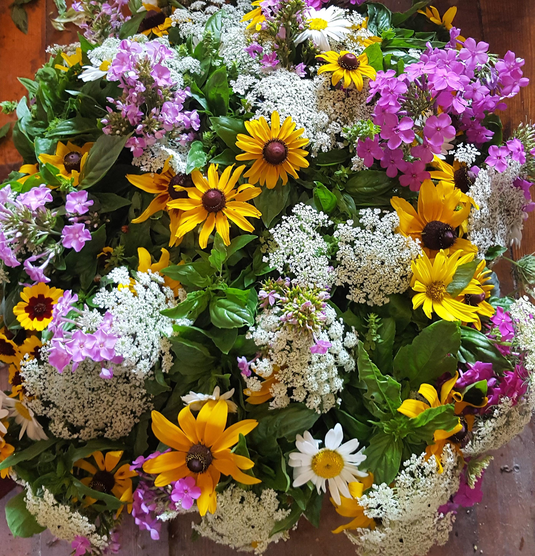 Adultology: Field to Vase Flower Arranging