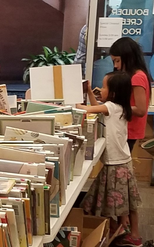 Children's Used Book Sale