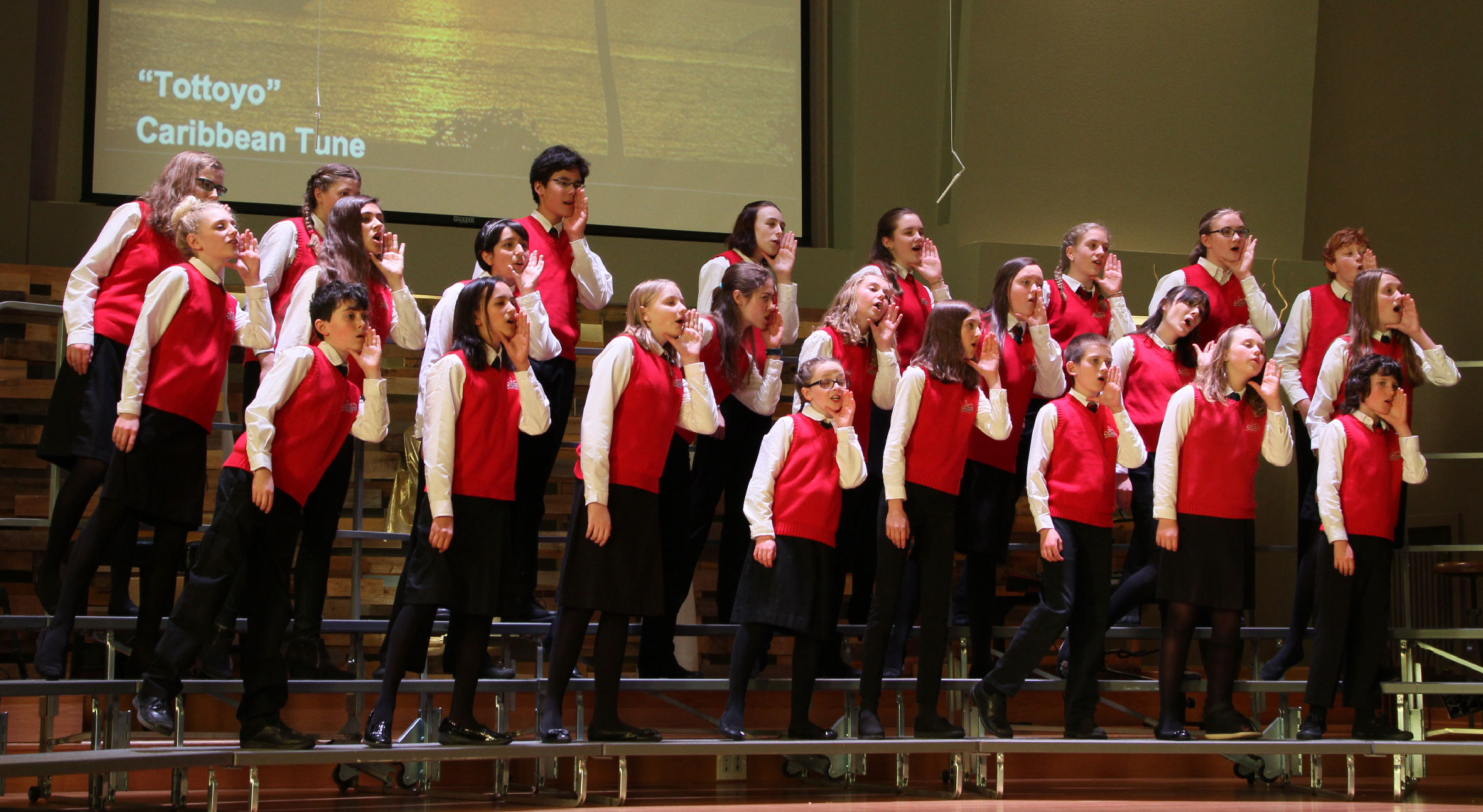 The Library Concert Series Presents: Boulder Children's Chorale & Community Sing-along