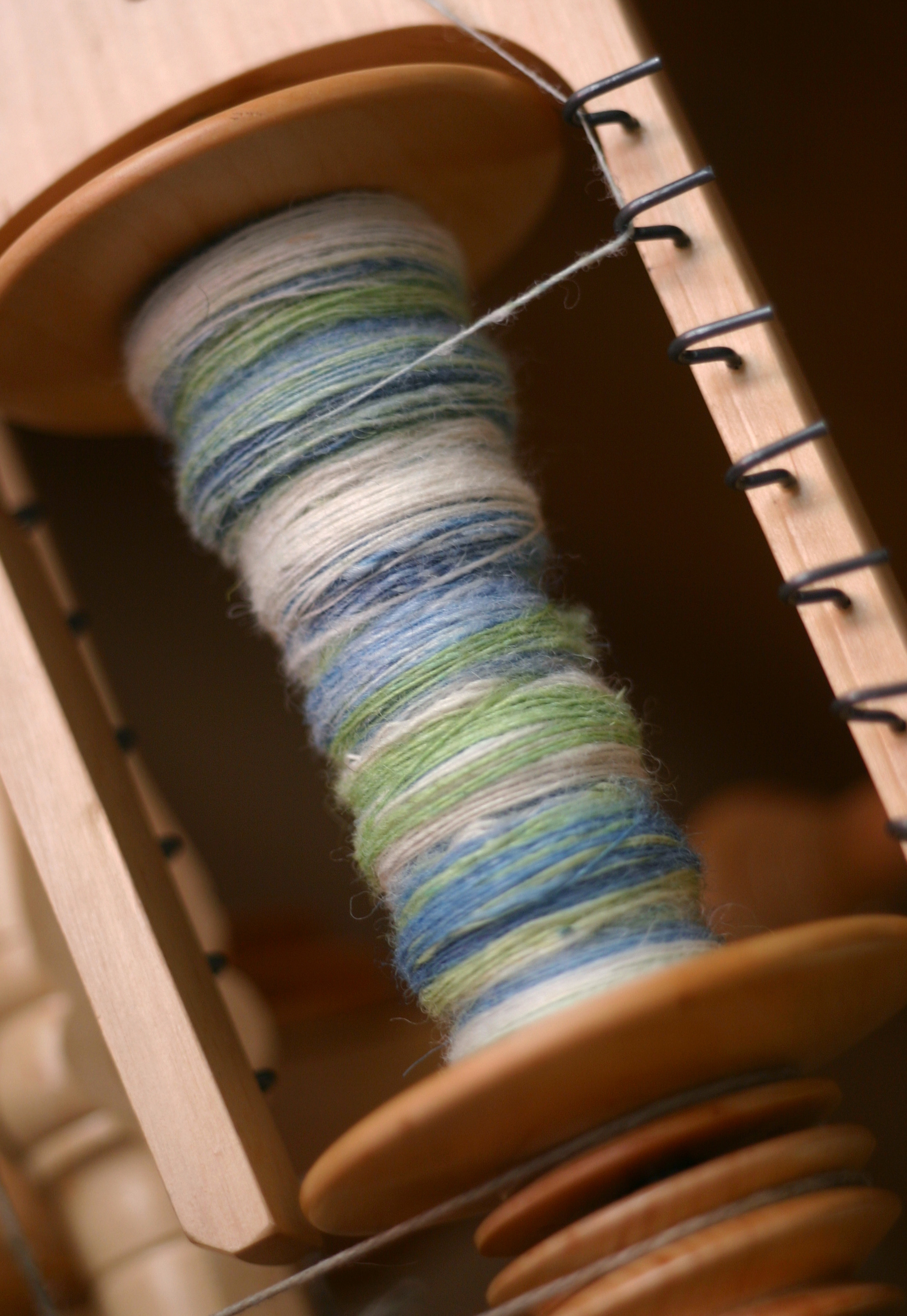 Spin-in: Spinning and Weaving Week Celebration
