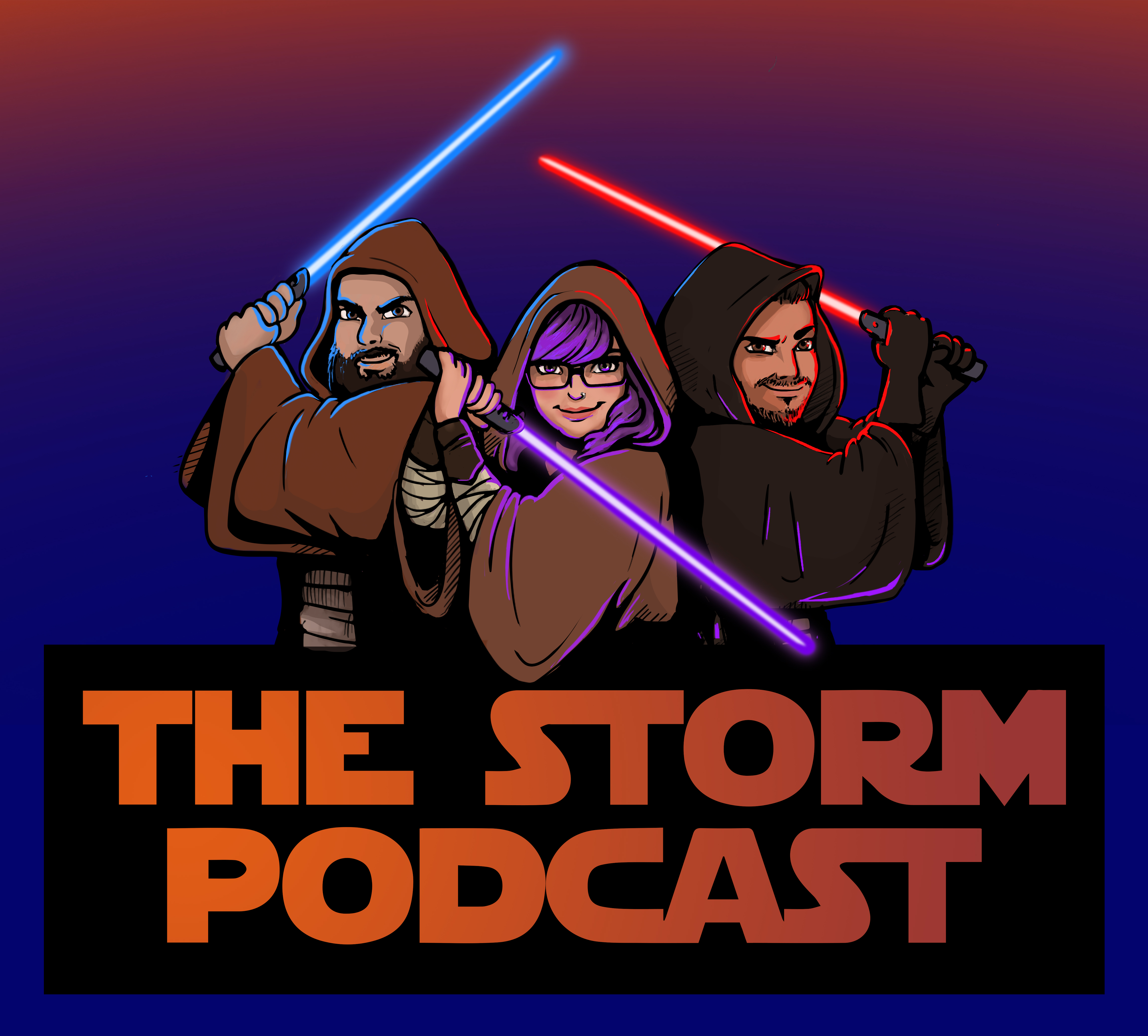 Storm Podcast Live Show!