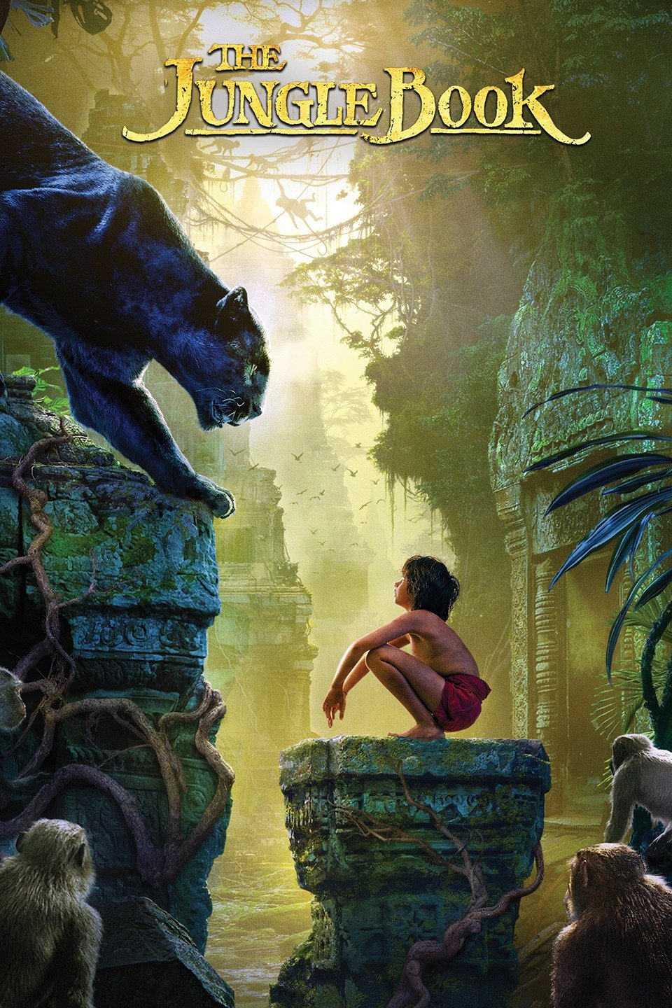Movies @ Meadows: The Jungle Book (2016)