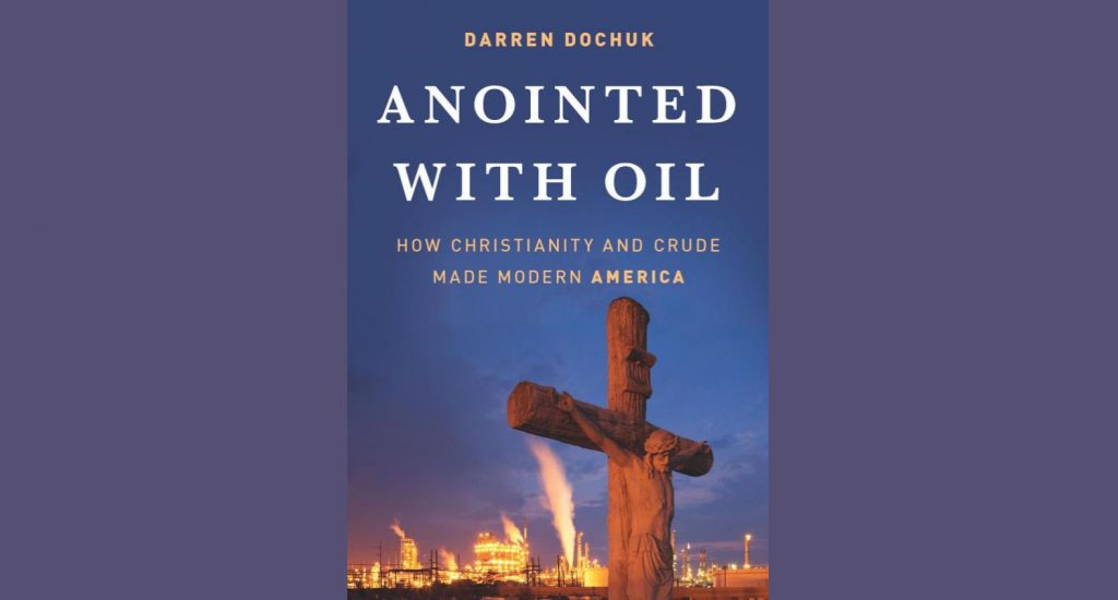 CANCELED: CU History Athearn Lecture featuring Darren Dochuk